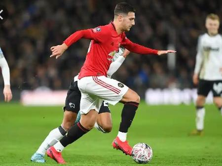 Manchester United Star Set For Exit, As Move Draws Nearer