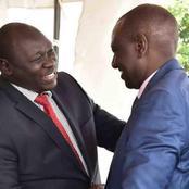 Plans to Dethrone MP Kutuny? Ruto Meets Famous Cherangany Politician