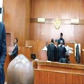 Court Orders a Tailor to Sweep Premises for Two Weeks