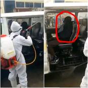 New Details Emerge On The Cause Of Death Of A Passenger Who Died Inside A Bus In Vihiga