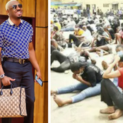 After 172 People Got Arrested at Cubana Night Club, See What The Police Did to PrettyMike