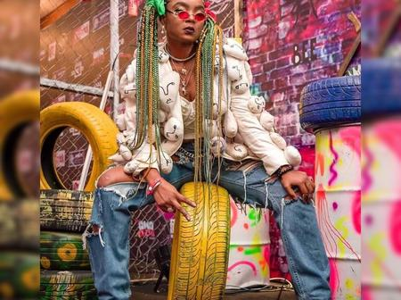 Who Rocked It Best? Nigerian Celebrities Dress Up in A Ghetto Inspired Style