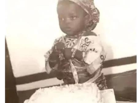 Funke Akindele's Throwback Photos That Show How Much She's Changed