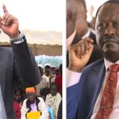 Don't Castigate a Drowning Friend - Aaron Cheruiyot Tells Raila