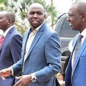 The Deputy President William Ruto's Allie now Wants The IEBC To Nullify The Elections