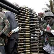 Niger Delta Militant Release New Video, Vows To Cripple Nigeria Economy Due To Govt Insens