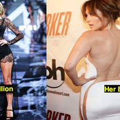 10 Celebrities Who Have Their Body Parts Insured For Millions