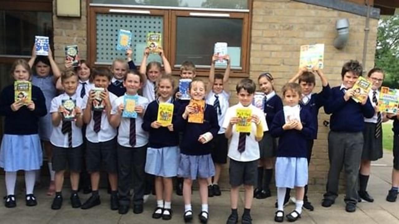 1,500 books for Cambs children thanks to MP's Read to Succeed campaign