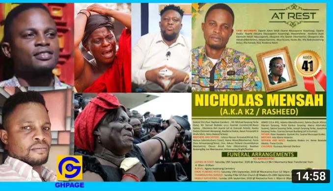 b8ff7bf6aa79fc1aeab9afa9c6fb008e?quality=uhq&resize=720 - Sad news as Popular Ghanaian musician, Nicholas Mensah reported dead