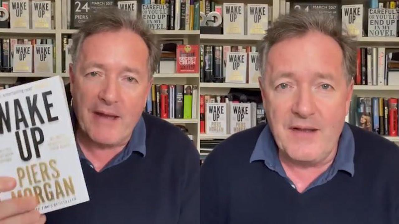 Piers Morgan in latest attack on woke warriors 'ticking ridiculous virtue-signalling box'