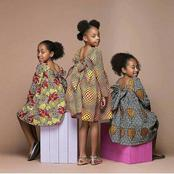 Charming Ankara Gowns For Your Beautiful Little Princess