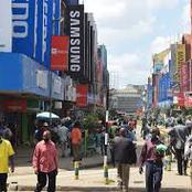 Welcome to Luthuli Avenue, The Emerging Home of Thieves and Conmen in Nairobi Central District