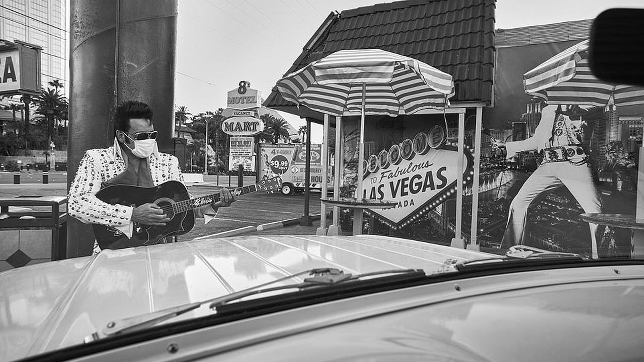 America from my truck: Celebrity photographer Brian Bowen Smith shares his VERY cool pics taken from window of his 1958 Ford pickup during 11,000-mile cross-country trip to capture life in a pandemic