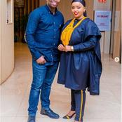 Adorable Photos Of MC Jessy and Rev Natasha Sparks Reaction Online