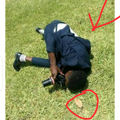 """""""This man get PhD for photography"""" see what a Camera Man did which got people talking on Twitter"""