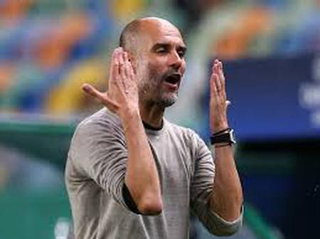 Pep Guardiola says he won't sign any player in January