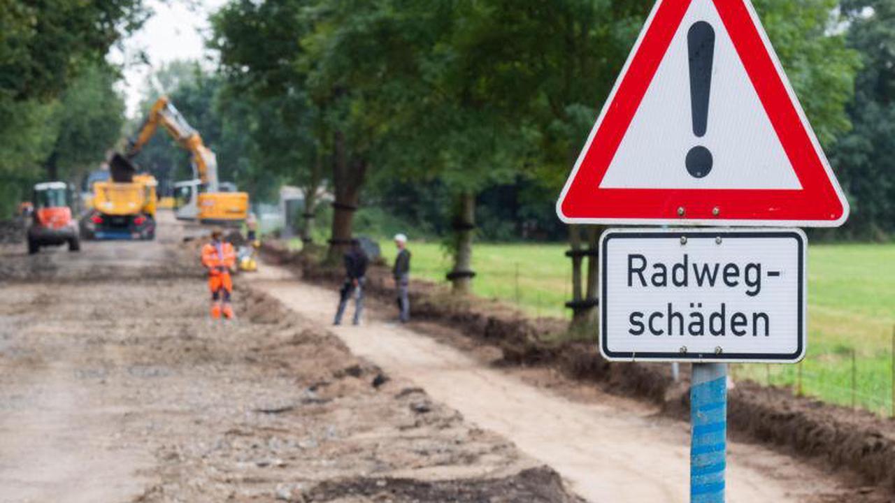 Niedersachsen baut Radwege: Millionensummen eingeplant