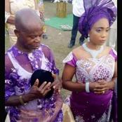 After the man who got her pregnant denied her, checkout who this young lady got married to.