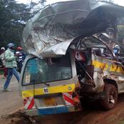 10 Passengers Die Leaving 12 Others Injured In A Deadly Accident Involving Two PSV