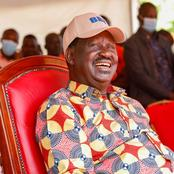 Will it Be The End of Odinga's Political Ambitions As #MtKenyaRejectsRaila Goes Viral on Twitter
