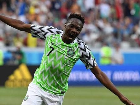 Watch Video Of Ahmed Musa Leading Praises And Worship In The Super Eagle Bus Before Yesterday Game.