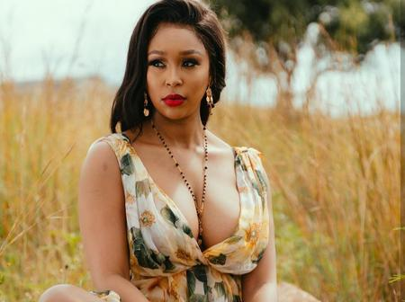 Minnie Dlamini gets trolled after allegedly lying about knowing Noxolo Grootboom at the age of 4.