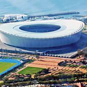 Top 5 Biggest Stadiums In Africa, See Borj Al Arab The Largest Stadium In Egypt
