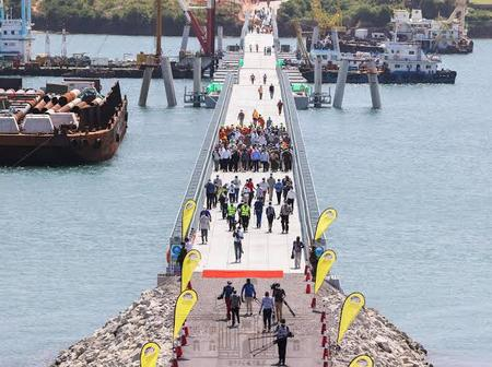 See Why Likoni Floating Bridge Will Never Be Altered To Build A Canopy For Shade Over The Bridge