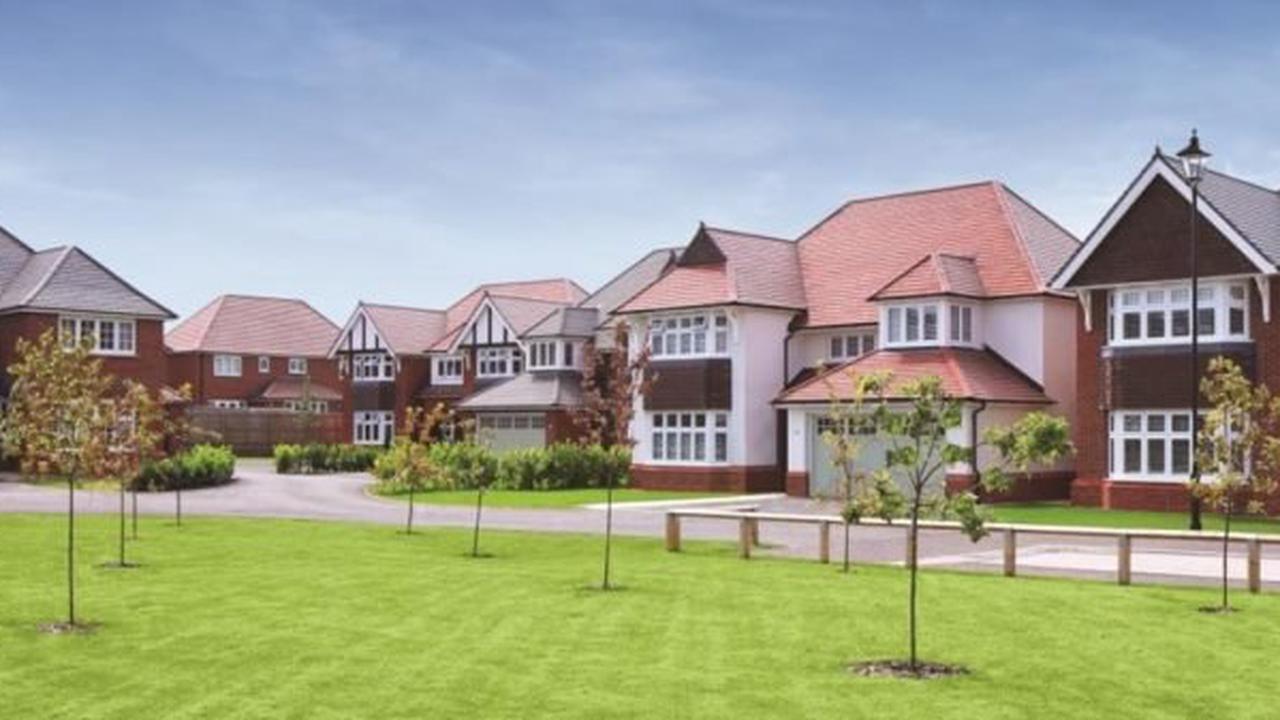 Redrow triggers Daresbury North homes