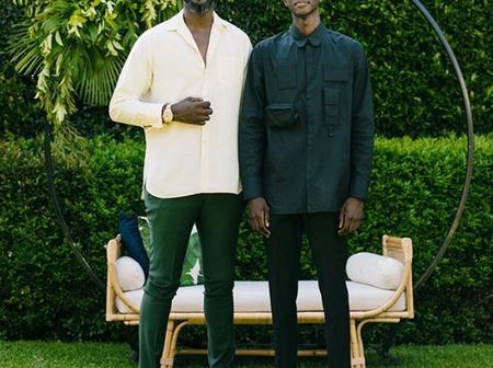 People Reacted To Black Coffee Recent Pictures