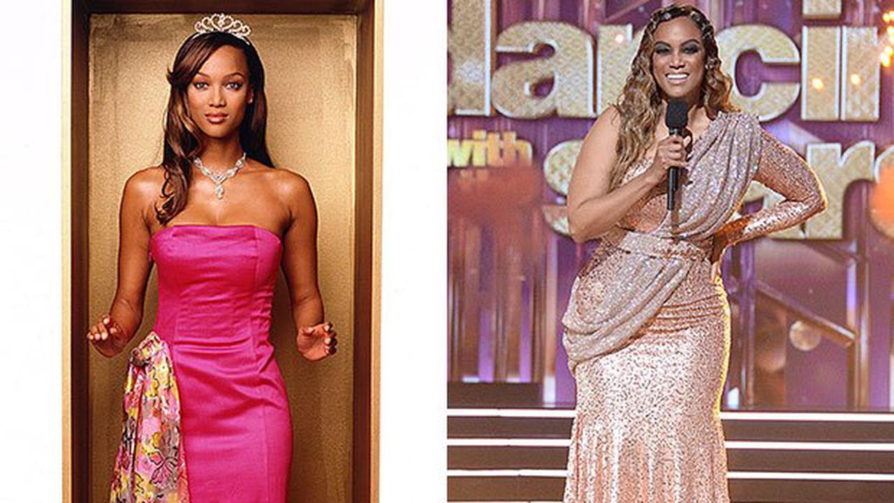 Tyra Banks Then & Now: From Supermodel To 'Life-Size' To 'DWTS' Host