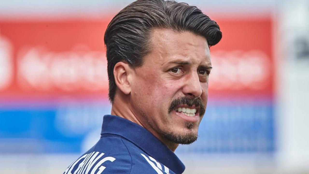 Corona-Chaos in der Regionalliga: Sandro Wagner mittendrin