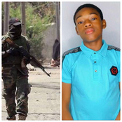 Today's Headlines: Soldiers Shot Policeman & Injured 3 In Benue, Gunmen Kidnap Boy In Ogun State