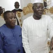 Finally, Gani Adams Meets Sunday Igboho (Photos)