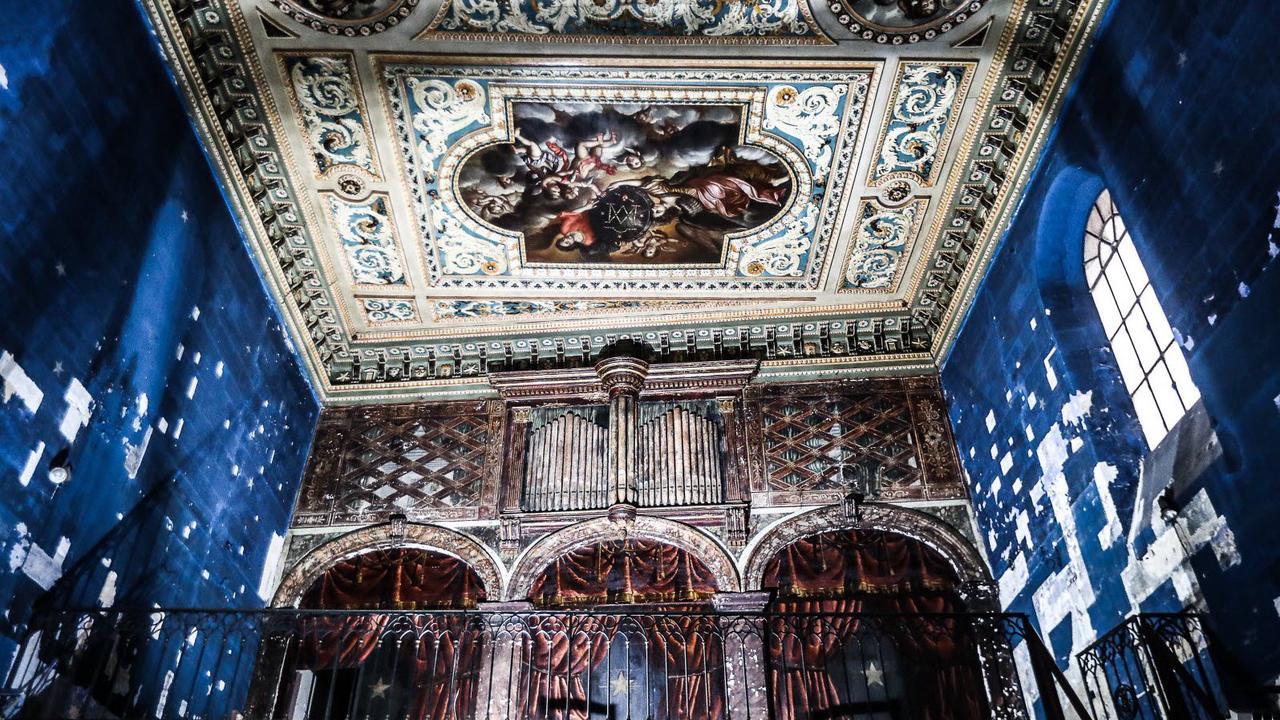 AVIGNON. La chapelle des Ortolans ouverte pour la première fois au public