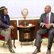 Alpha Blondy profondément triste à cause de la santé d'Hamed Bakayoko, le premier ministre ivoirien