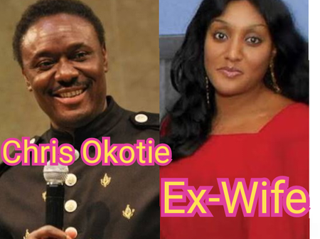 Check Out Pictures Of Stephanie Henshaw, The Ex-Wife Of Pastor Chris Okotie