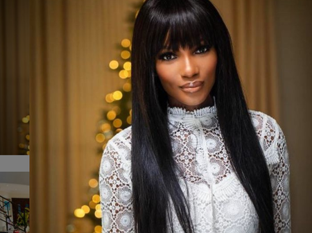 Well Wishes Troop In As Former Miss World Pageant Winner Agbani Darego Welcomes Her Second Child