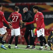 UEFA reacts after Manchester United youngster sets new club record in European competition