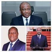 Pour gérer l'intérim d'Hamed Bakayoko, Alassane Ouattara désigne Achi Patrick et Birahima Ouattara