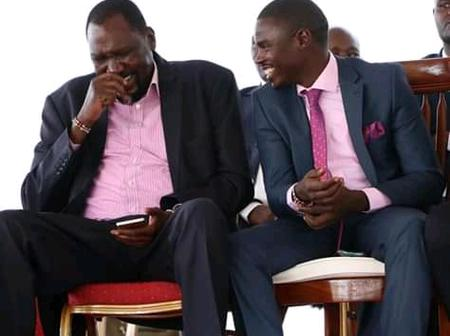 The Youngest Ever Kenya's Elected MP; Age, Education
