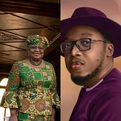 See how a Nigerian Doctor reacted after Dr Ngozi Okonjo Iweala resumes office with an Ankara