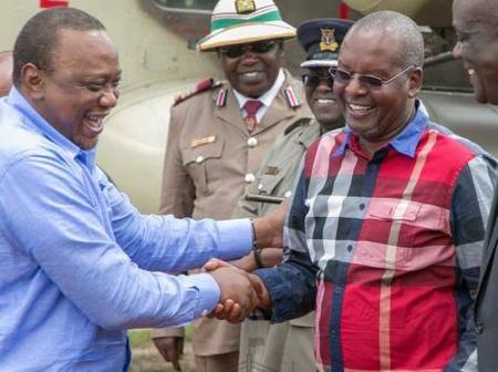 Dennis Itumbi Alleges Fresh Infighting In Uhuru's Camp.