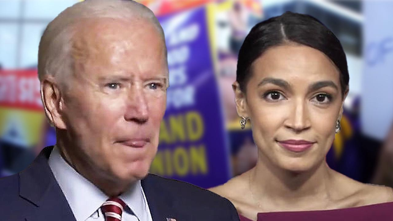 Biden's REAL plan isn't 'Covid Relief' it's RADICAL SOCIALISM, of course. Look at this LIST!