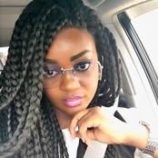 Have You Seen Jackie Appiah in Braids? - Check Out Photos of Her In Latest Braids