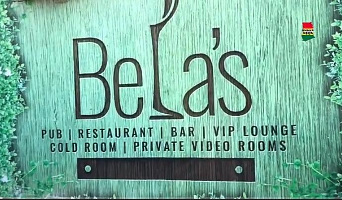 "b985f216808da7f67e01662df434cf6a?quality=uhq&resize=720 - A look into Mzbel's Restaurant, Tracey Boakye described as a ""Chop Bar"" (Photos)"