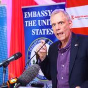 Former American Ambassador To Kenya Bob Godec Tipped For State Department Job