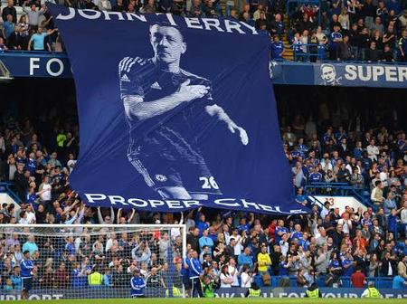 Chelsea Defender who has Replaced Legend John Terry, Should be Captain