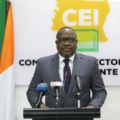 Le président de la CEI note