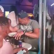 WATCH : Kazier Chiefs Goalkeeper Itu Khune At A Night Club Causes A Stir